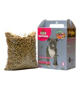 Cachorros todas las razas 2,5 kg