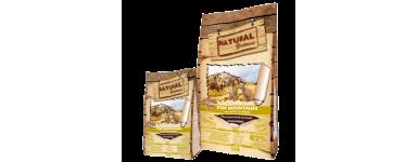 Comida pienso natural organico para gatos